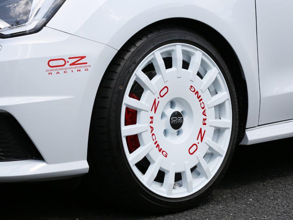 Rally Racing OZ Racing