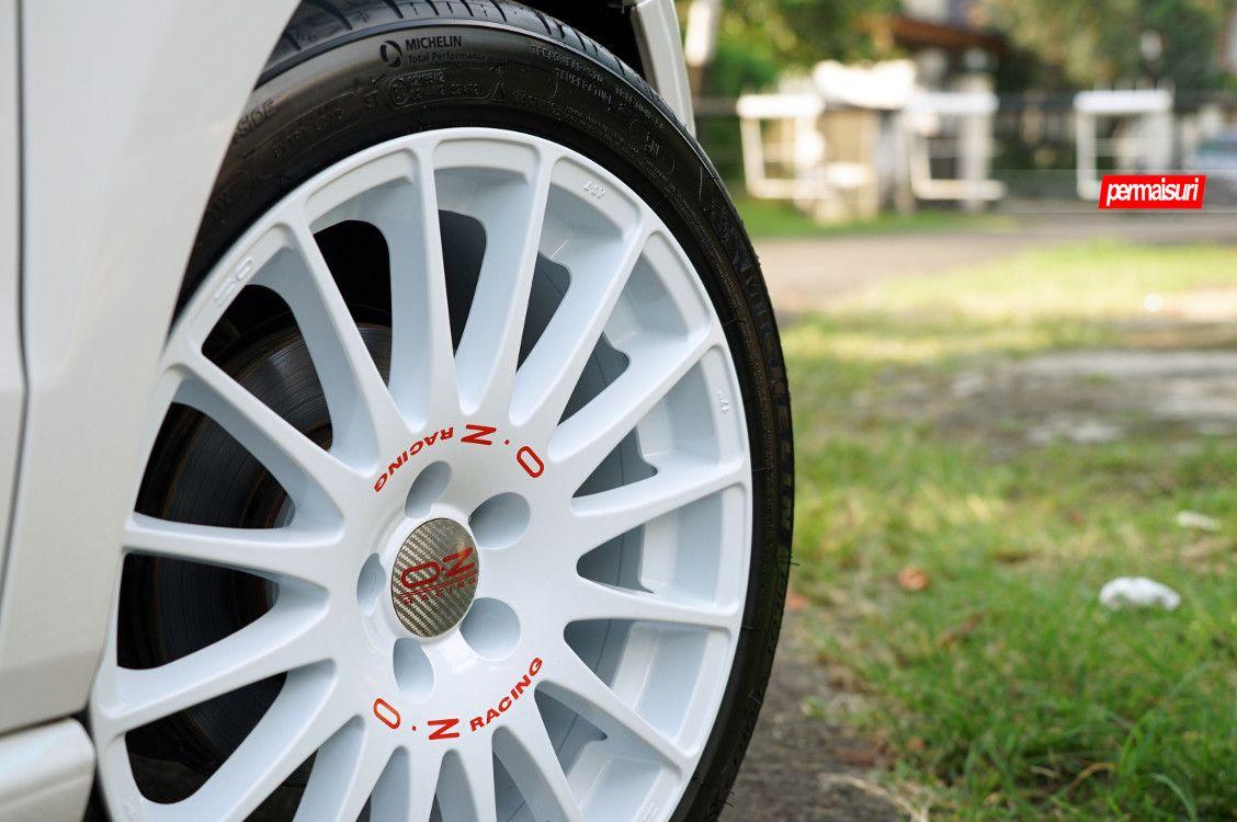 Alloy wheels - Superturismo WRC - OZ Racing