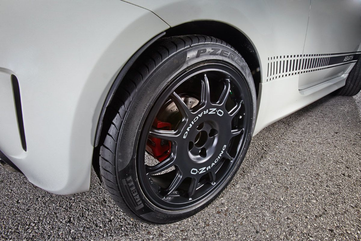 Alloy Wheels Leggenda Oz Racing