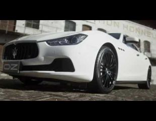 Ares HLT Forged on Maserati Ghibli