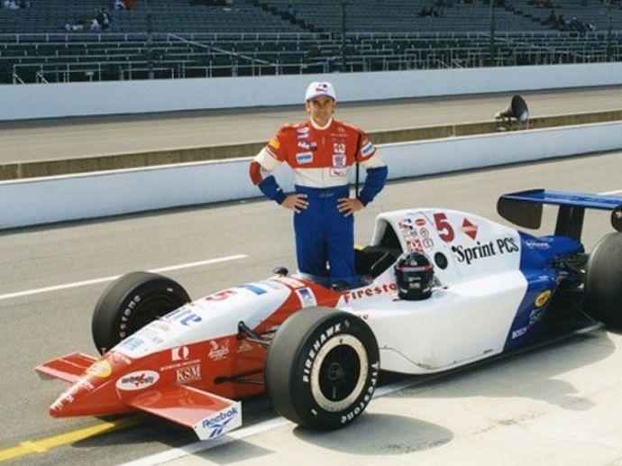 1997. Indy 500's Winner Arie Luyendyk - Treadway Racing