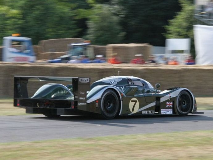 2003. Le Mans' Winner Team Bentley Tom KristensenRinaldo CapelloGuy Smith