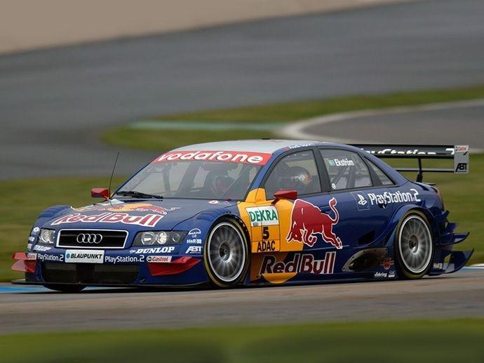 2004. DTM Manufacturers' Title Audi Sport