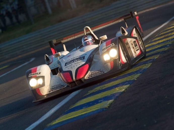 2004. Le Mans' Winner Audi Sport Japan Team Goh Seiji AraTom KristensenRinaldo Capello