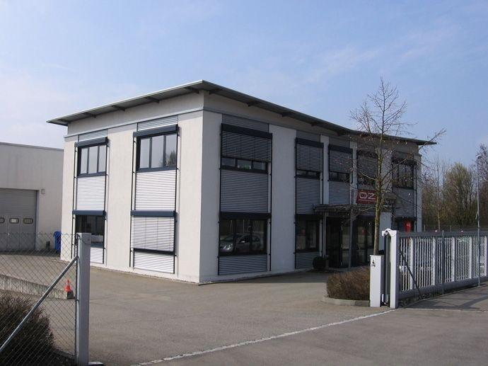 1993. La filiale OZ Deutschland est créée.