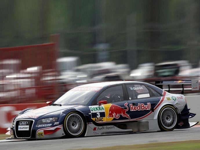 2007. DTM Manufacturers' Title Audi Sport