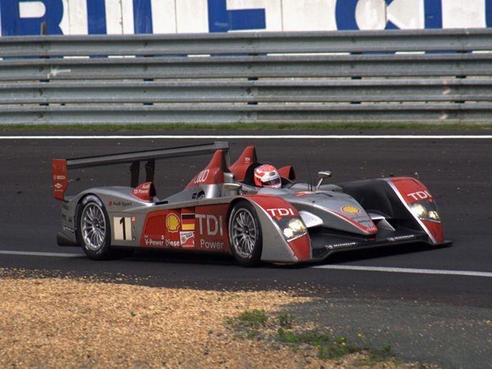 2007. Le Mans' Winner Audi Sport North America Frank BielaEmanuele PirroMarco Werner