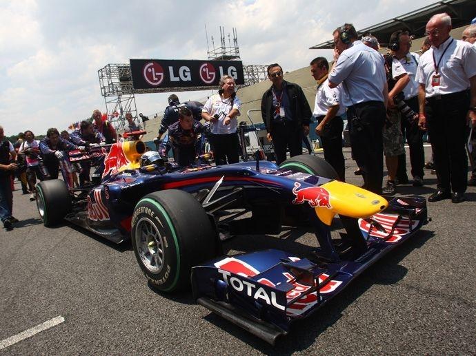 2010. F1 Drivers' Title Sebastian Vettel 2010. F1 Contructors' Title Red Bull Racing