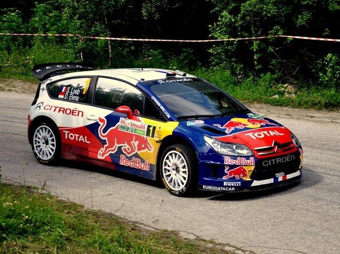 2010. WRC Drivers' Title Sébastien Loeb Citroën C4 WRC 2010. WRC Manufacturers' Title Citroën C4 WRC