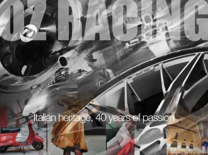 2011. OZ fête le 40ème anniversaire de la marque.Les podiums plus significatifs de 2011 : • F1 (titre constructeur et pilote avec Red Bull et Sebastian Vettel) • WRC (titre constructeur…