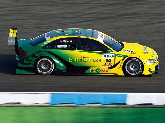 2011. DTM Manufacturers' Title Audi Sport