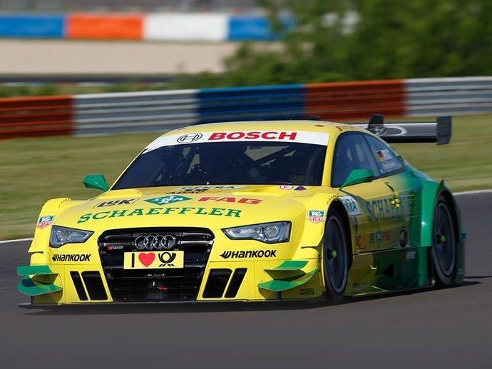 2013. DTM Manufacturers' Title Audi Sport