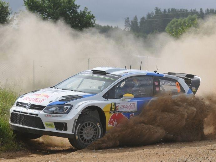 2014. WRC Drivers' Title Sébastien Ogier Volkswagen Polo R WRC 2014. WRC Manufacturers' Title Volkswagen Polo R WRC