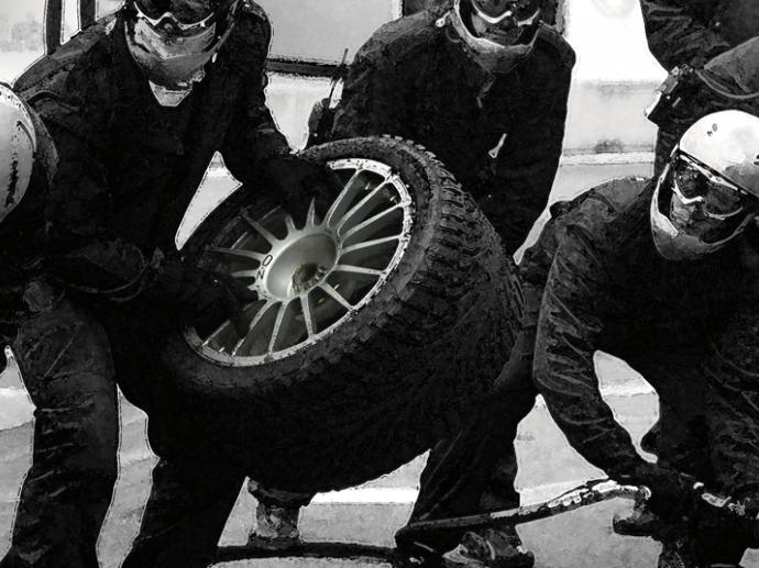 レース関連部署