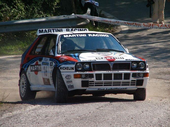 1992. WRC Manufacturers'  Title Lancia Delta HF Integrale 16V