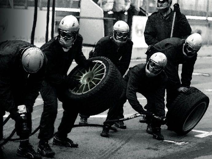 Racingavdelningen