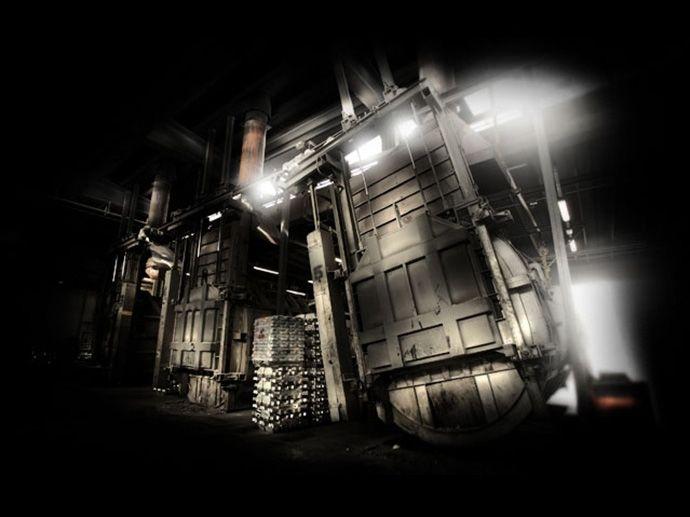 Bearbeitung und Wärmebehandlung Bearbeitung und Wärmebehandlung sind wichtige Schritte in der Produktion. Damit beginnt der Prozess, in dem das Rad geformt und gehärtet wird.