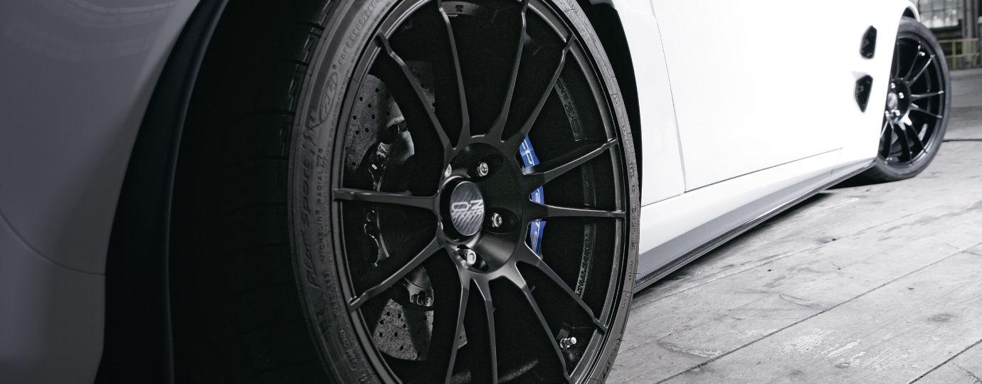 Light weight alloy wheels OZ  9fcdbd42d07