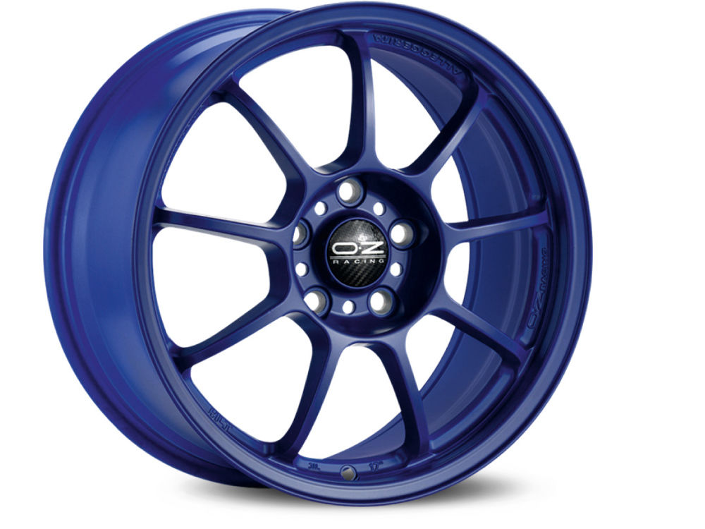 WHEEL OZ ALLEGGERITA HLT 5F 8X17 ET55 5X108 75 MATT BLUE