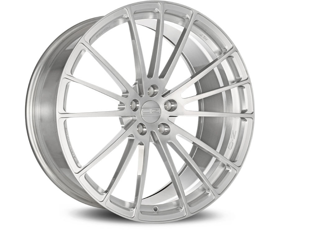 WHEEL OZ ARES 9X20 ET40 5X108 63,4 BRUSHED