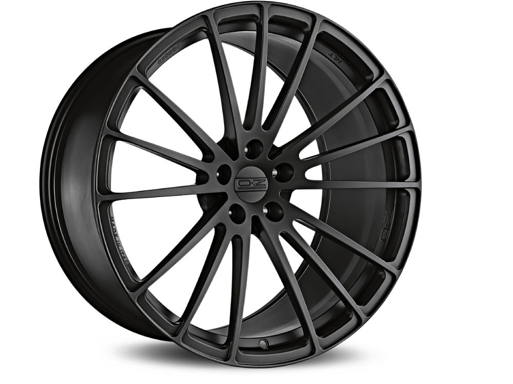 WHEEL OZ ARES 10,5X20 ET50 5X108 63,4 MATT BLACK