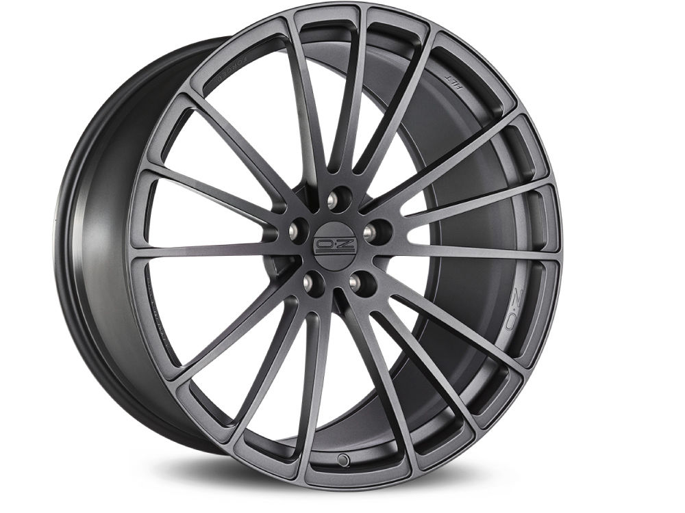 WHEEL OZ ARES 9X20 ET40 5X108 63,4 MATT DARK GRAPHITE