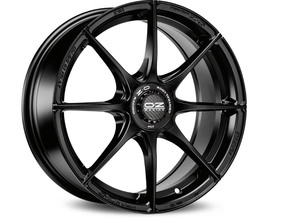 WHEEL OZ FORMULA HLT 4F 7X17 ET25 4X108 65,06 MATT BLACK TUV/NAD
