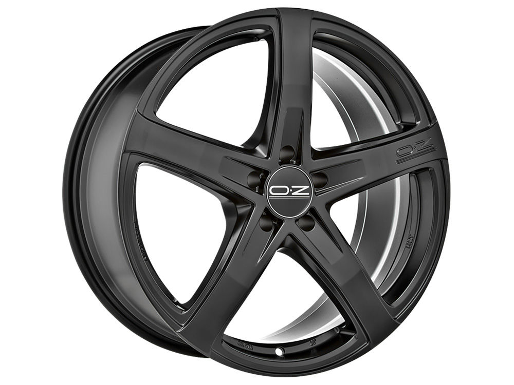 CERCHIO OZ MONACO HLT 8,5X20 ET40 5X127 71,6 MATT BLACK