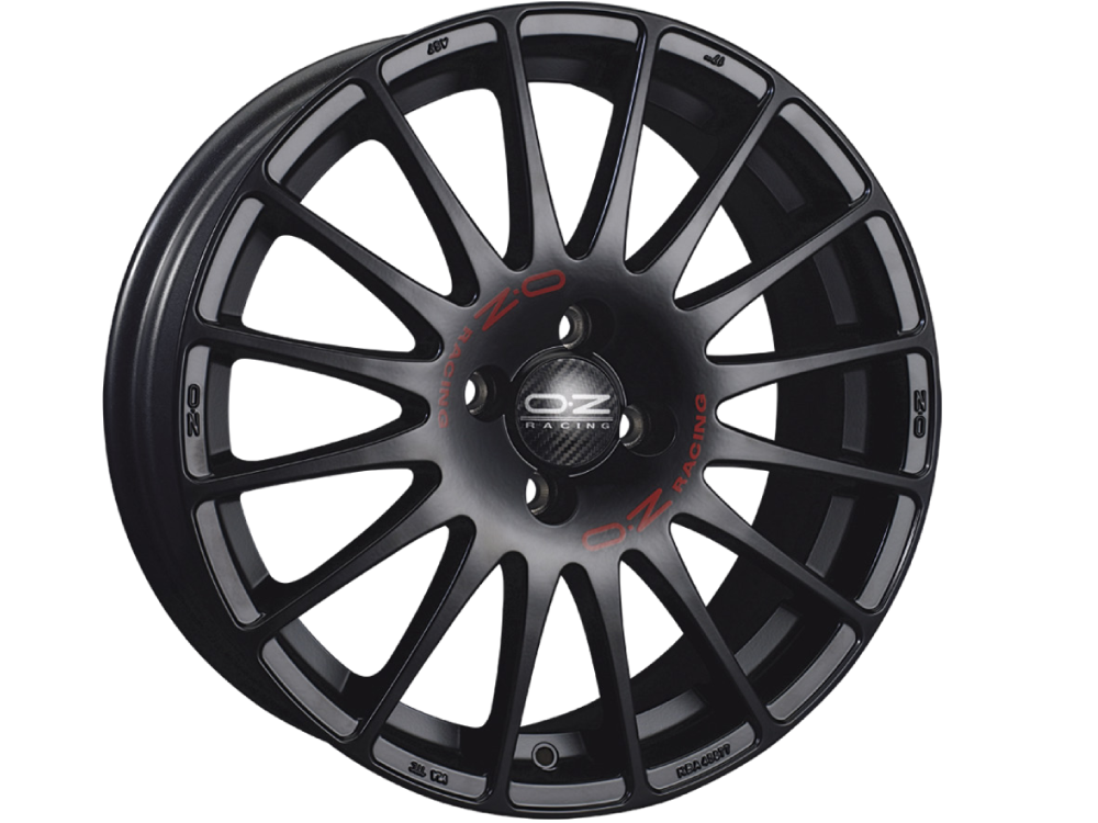alloy wheels - superturismo gt - oz racing