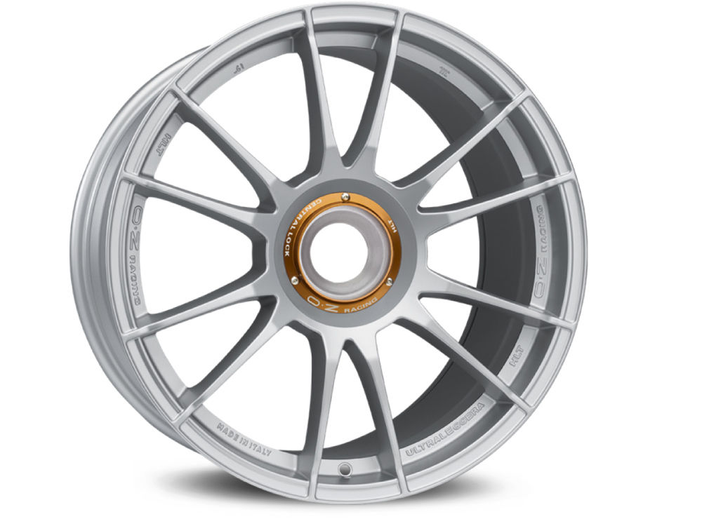 WHEEL OZ ULTRALEGGERA HLT CL 11X19 ET51 15X130 84 MATT RACE SILVER