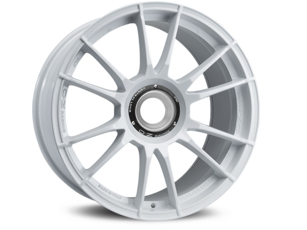WHEEL OZ ULTRALEGGERA HLT CL 11X19 ET51 15X130 84 WHITE