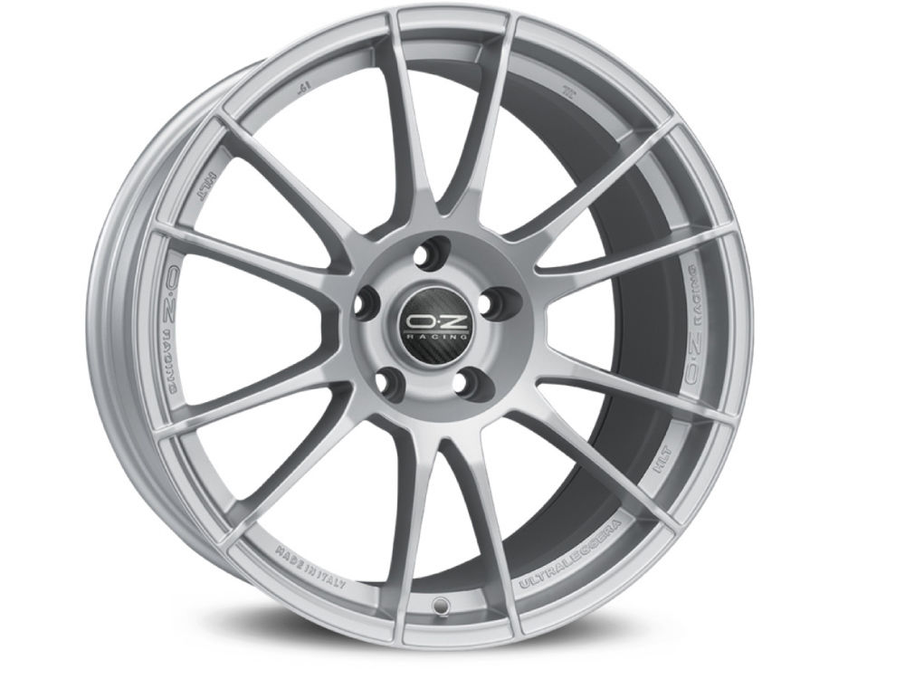 WHEEL OZ ULTRALEGGERA HLT 8,5X20 ET25 5X114,30 75 MATT RACE SILVER