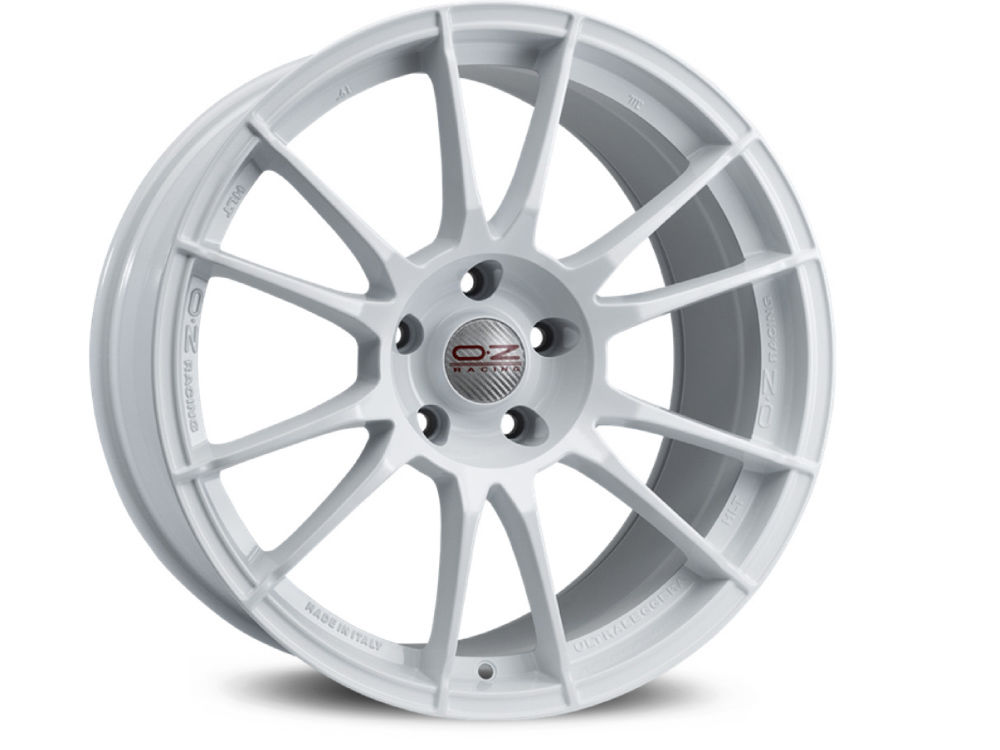 CERCHIO OZ ULTRALEGGERA HLT 9X19 ET42 5X112 75 WHITE