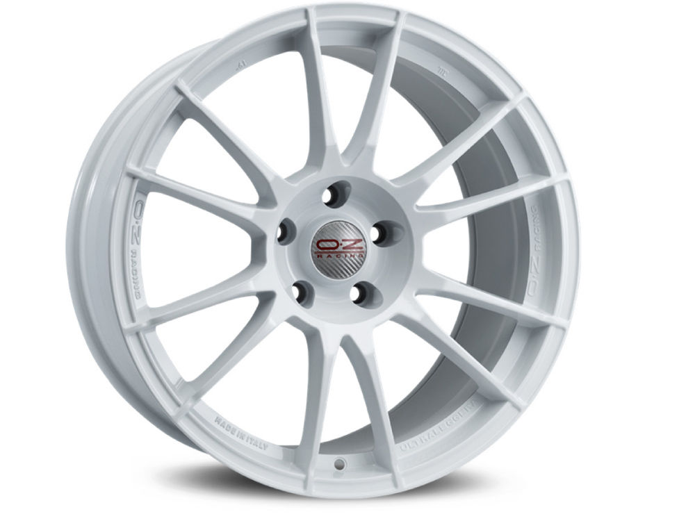 WHEEL OZ ULTRALEGGERA 8X17 ET55 5X108 75 WHITE TUV/NAD