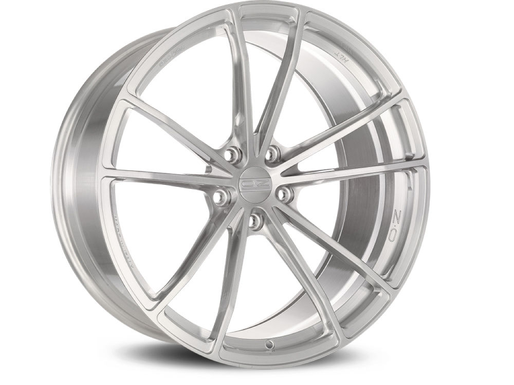 WHEEL OZ ZEUS 9X21 ET40 5X108 63,4 BRUSHED