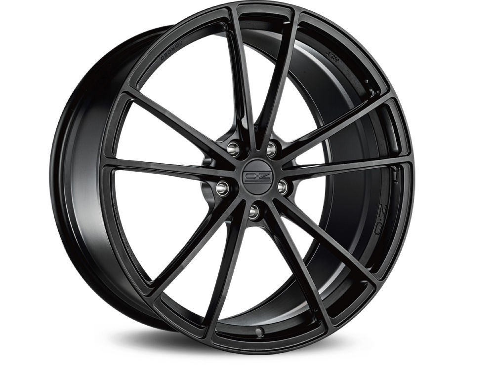 DISK OZ ZEUS 9X21 ET40 5X108 63,4 MATT BLACK