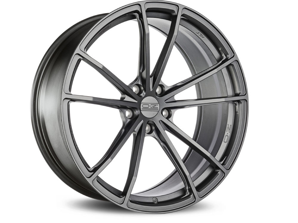 RIM OZ ZEUS 9X21 ET40 5X108 63,4 MATT DARK GRAPHITE